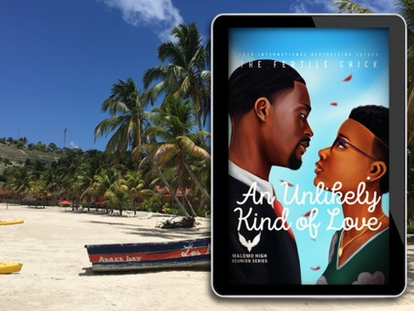 NEW BOOK ALERT: An Unlikely Kind of Love by The Fertile Chick #romance
