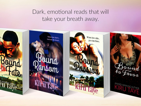 Start the amazing and emotional Bound series for only #99cents #giveaway