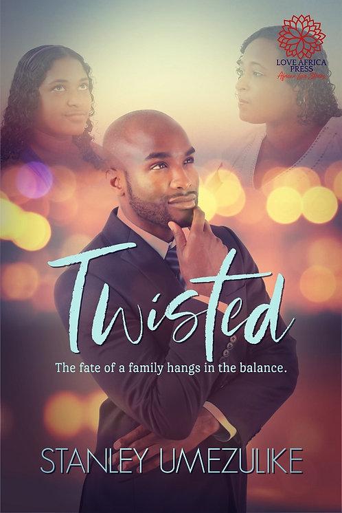 Twisted paperback | Stanley Umezulike