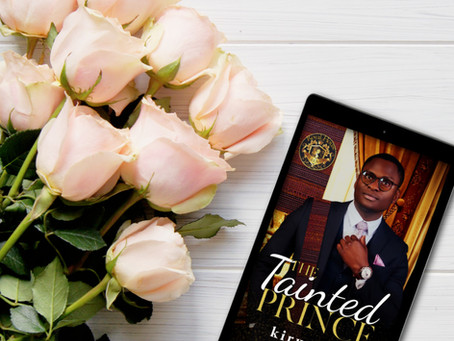 NEW BOOK ALERT: The Tainted Prince by @KiruTaye #contemporaryromance