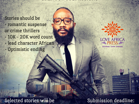 Call for submissions - Anti-heroes Anthology #writing #Africa