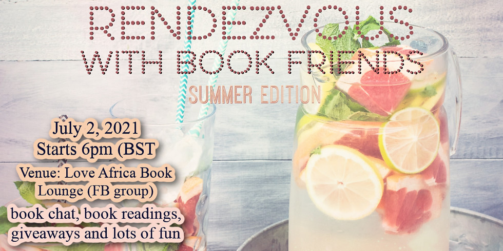Rendezvous with Book Friends (Summer Party)