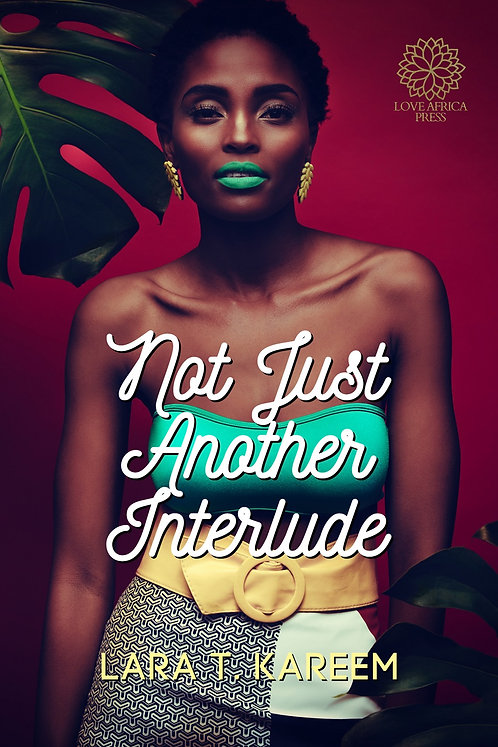 Not Just Another Interlude | Lara T Kareem | paperback