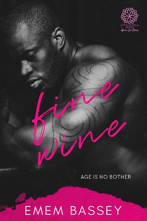 Fine Wine paperback | Emem Bassey