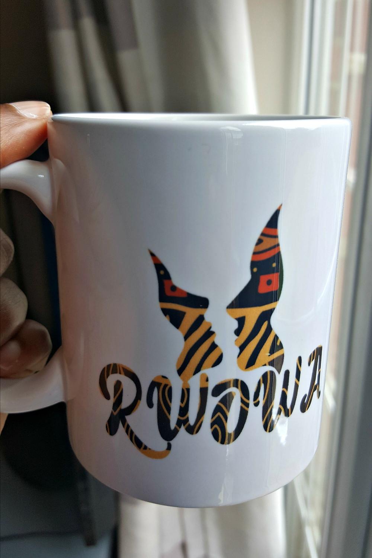 porcelain mug, RWOWA