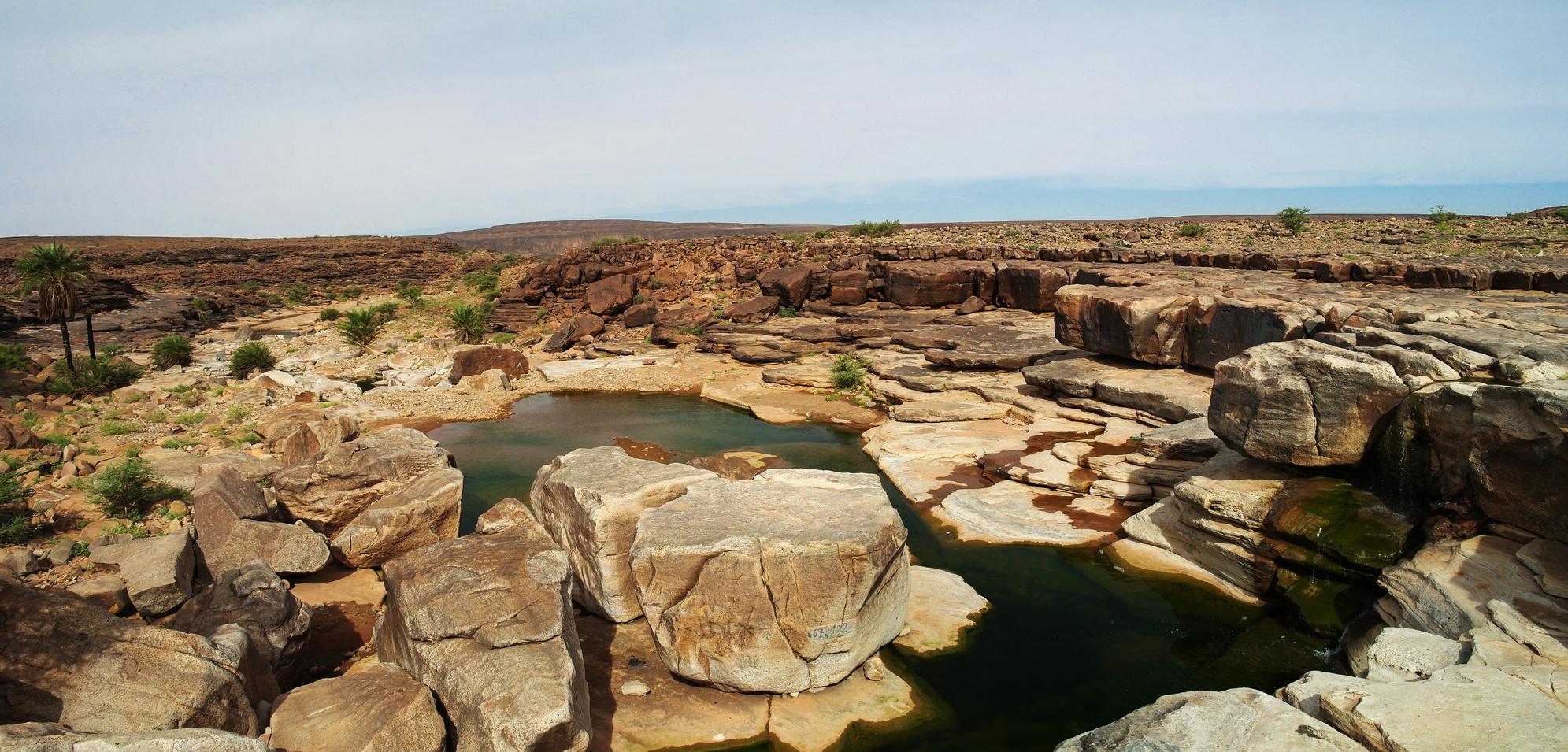 Adrar plateau, Mauritania
