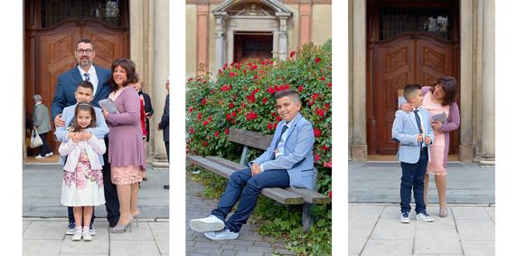 foto prima comunione, fotografo comunione, novara