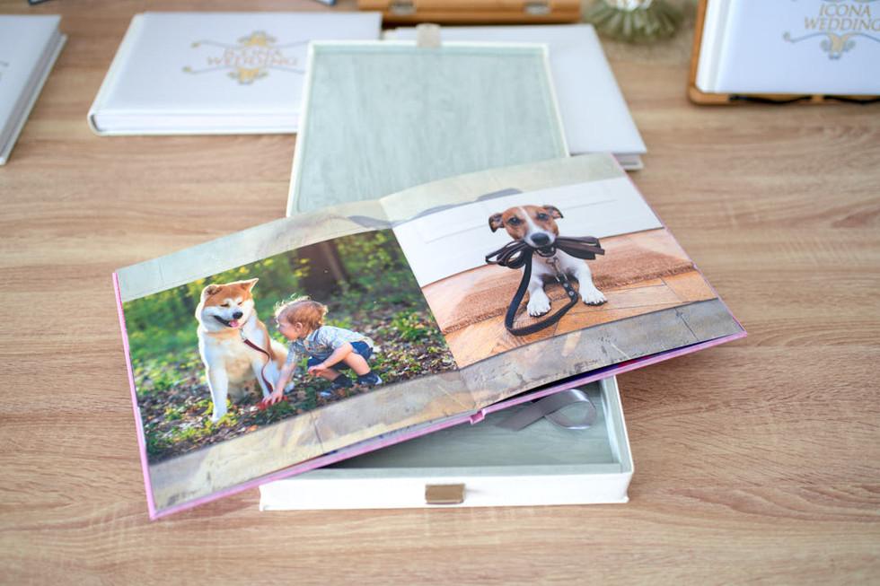 Album fotolibro swing