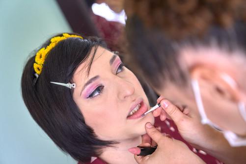 makeup sposa,