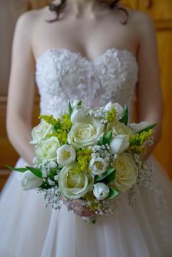 sposa, bouquet dettaglio, fotografo matrimonio Novara,