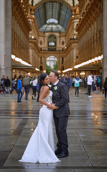 Sposi a Milano