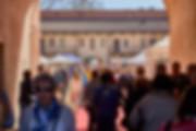Pubblico ingresso castello fotografo eventi Novara