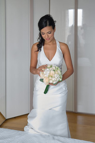 abito da sposa, bouquet, fotografo matrimonio Novara,