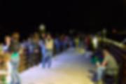 passarella notte castello streed food fotografo eventi Novara