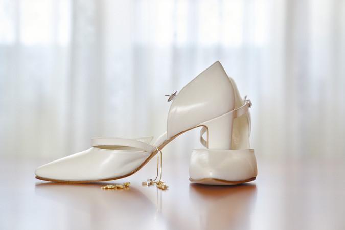 scarpe sposa, fotografo matrimonio Novara,