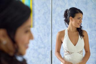 ritratto sposa, mezzobusto, preparativi matrimonio, fotografo Novara,