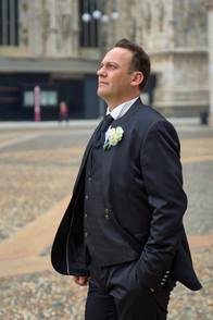 mezza figura sposo, ritratto sposo, fotografo matrimonio Novara