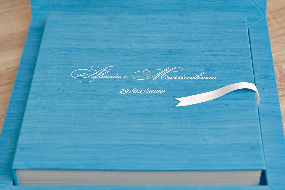 Album fotolibro, fotografo matrimonio Novara, Studio Icona Wedding