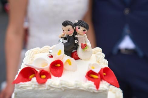 Pupazzetti decorazioni per torta nuziale, fotografo matrimonio Novara,