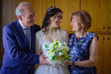 genitori sposa, ritratto, fotografo Novara,