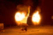 fuoco giocoliere fotografo eventi novara