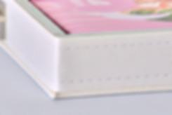 album fotolibro fotolibri swing dettaglio cofanetto ecopelle