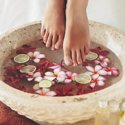 Angelica Foot Bath Herbal