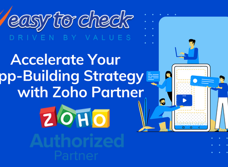 Accelerate your app-building strategy with Zoho Partner