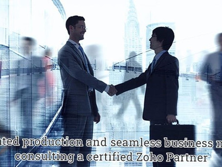 Are you able to reach out to your potential customers?  By Consulting a Certified Zoho Partner