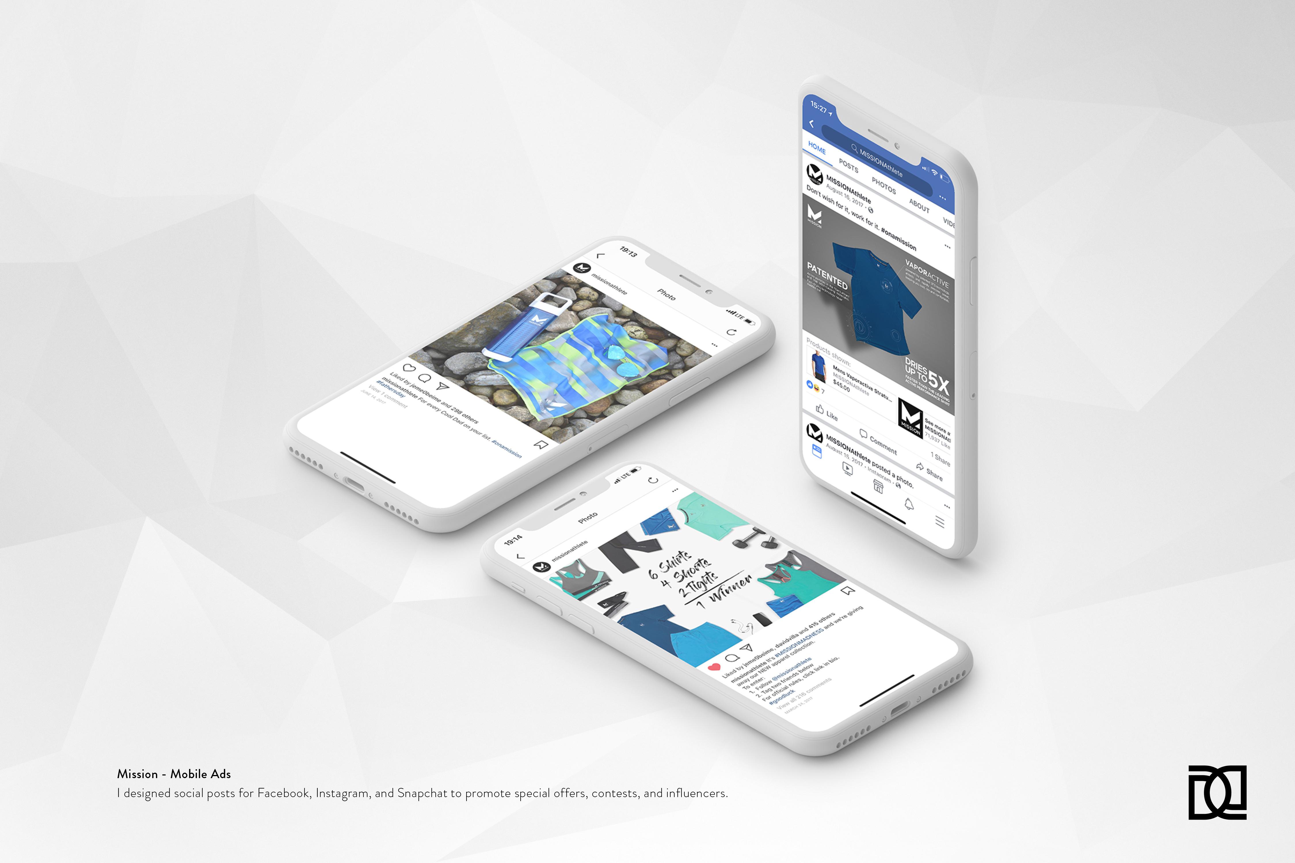 Mission - Social Media