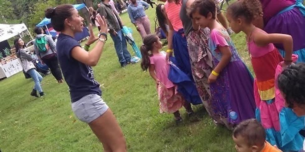Puerto Rican Culture/Heritage Classes