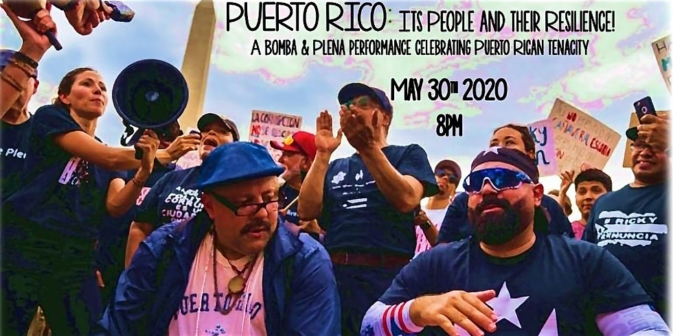 Puerto Rico, its People, and their Resilience!