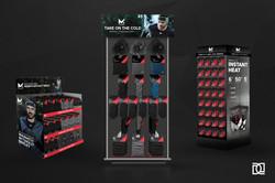 Mission - Merchandise Displays