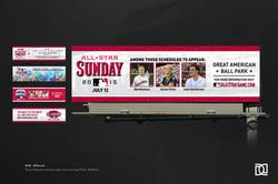 MLB - Billboard Event Ads