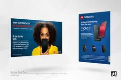 Motorola Email Ads