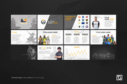 Activision - Overwatch PPT Template