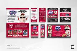 MLB - Digital & Print Ads