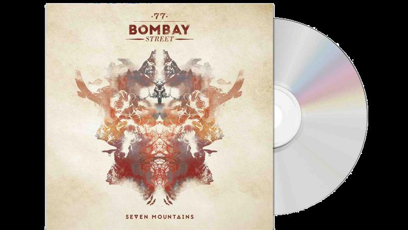 CD -  Seven Mountains
