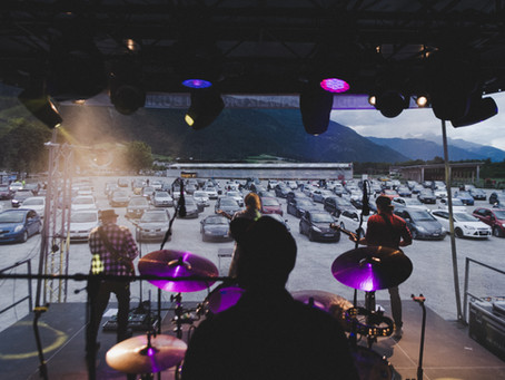 Drive-In Konzert in Chur