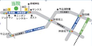 新宿区矢来町113