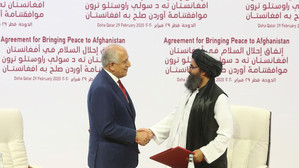 A TOOTHLESS TIGER – CRITIQUE OF THE US-TALIBAN PEACE DEAL