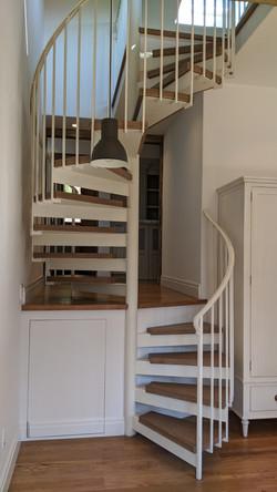 EPoS Cottage Staircase to Loft