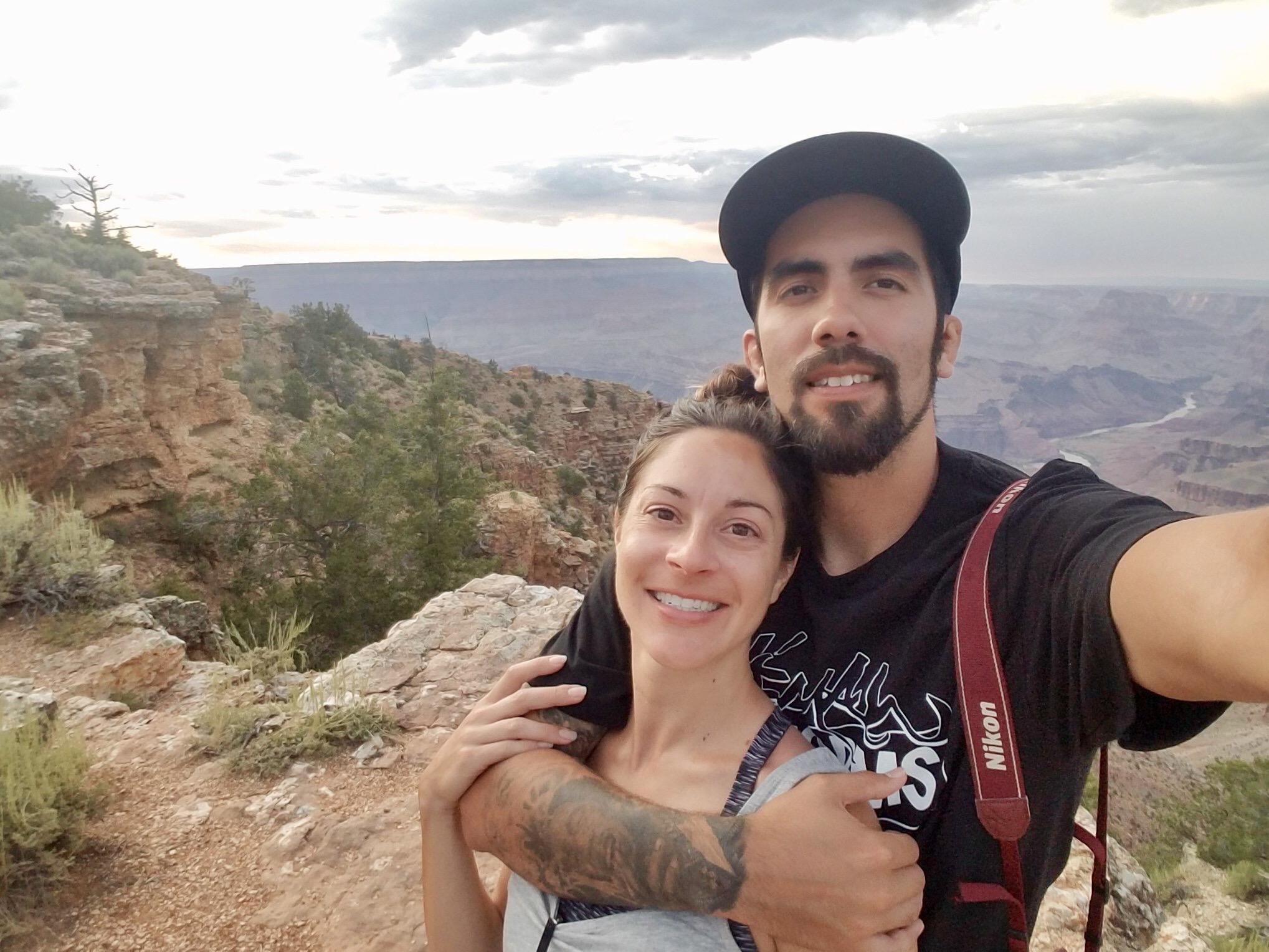 MY Love & I - Grand Canyon