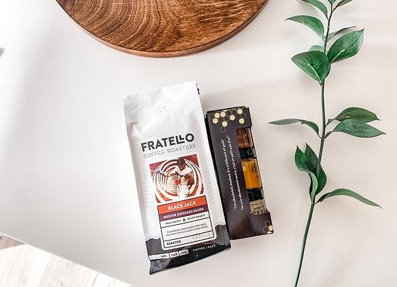 Coffee + Honey Gift Set