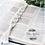 Thumbnail: Handmade Macrame Bookmark