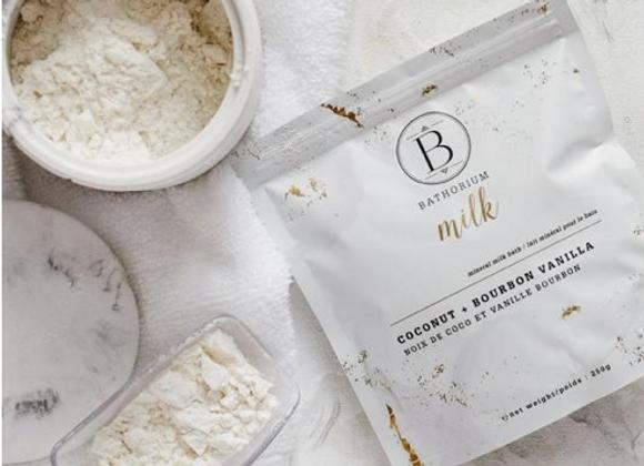 Coconut + Vanilla Mineral Bath Soak