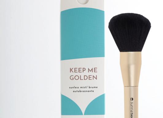 Keep Me Golden + Blending Brush