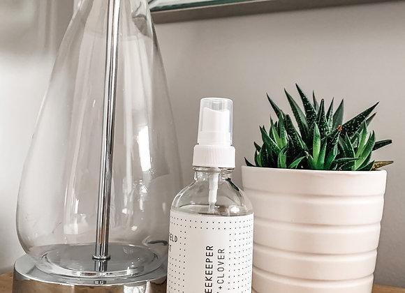 Room + Linen Spray : Honey + Clover