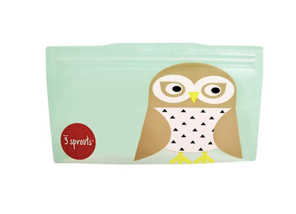 Owl Snack Bag