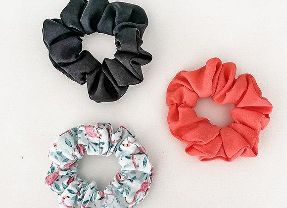 TRIO : Cutie Quinnley's Scrunchies!
